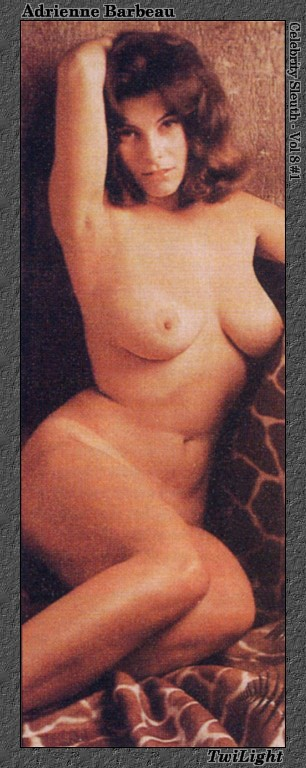 Adrienne Barbeau Nude - Naked Pics and Sex Scenes at