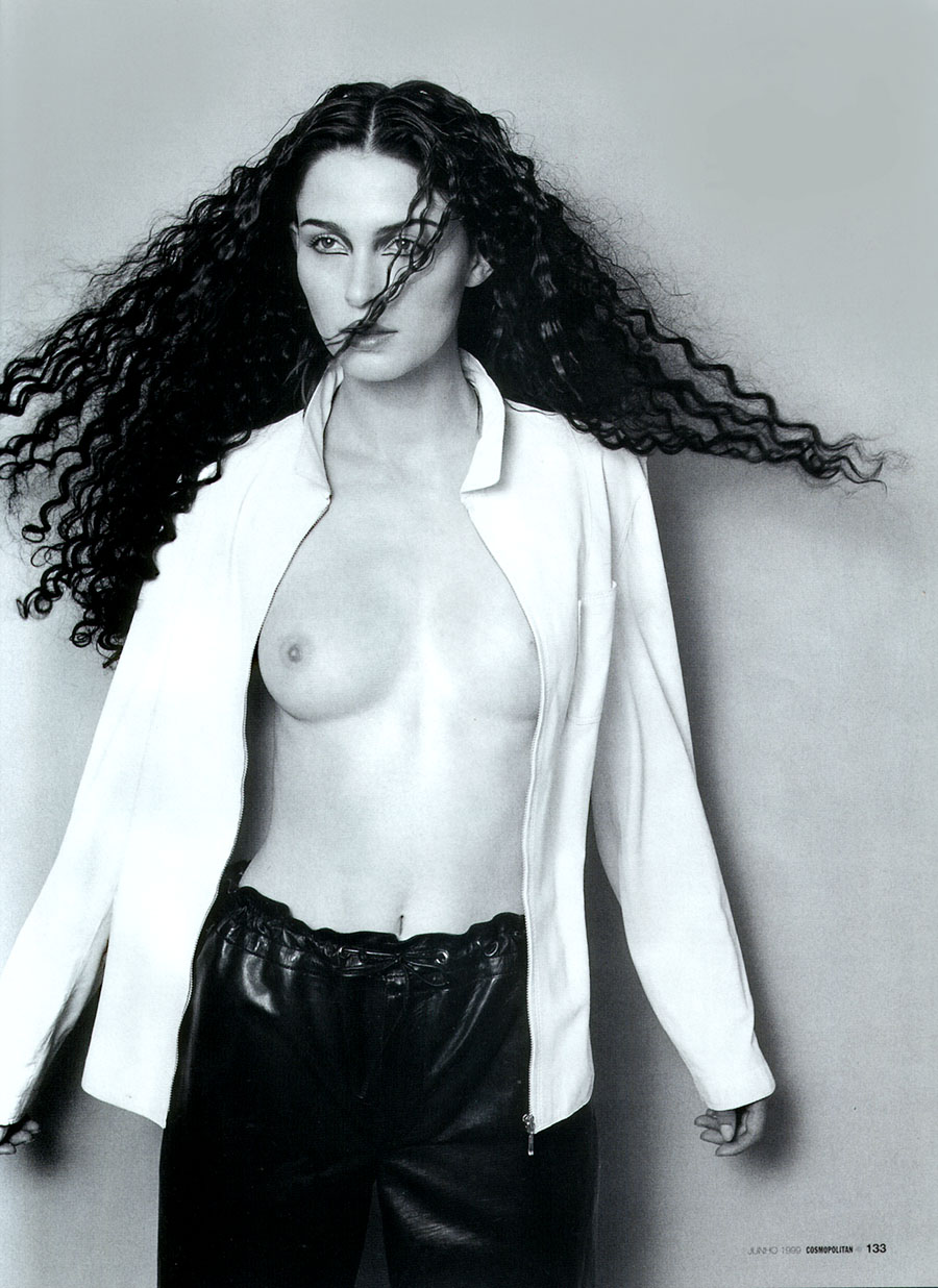 Has andie macdowell ever been nude