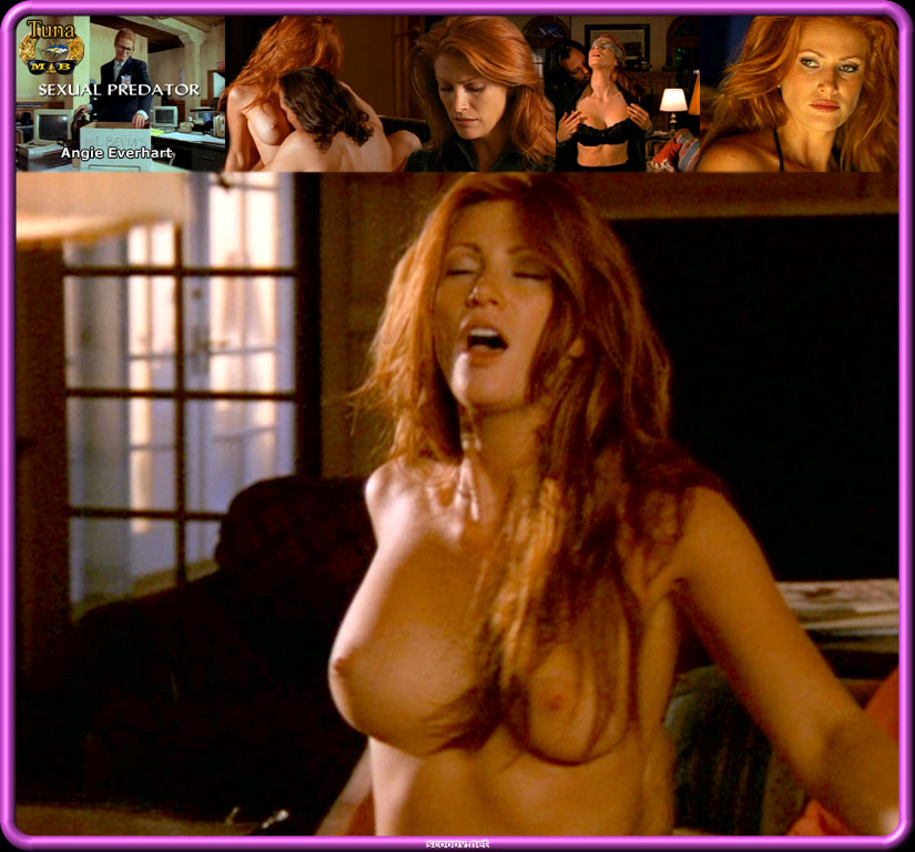 Angie everhart sexual predator 5