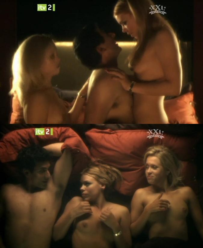 Breast shaking billie piper call girl sex scenes