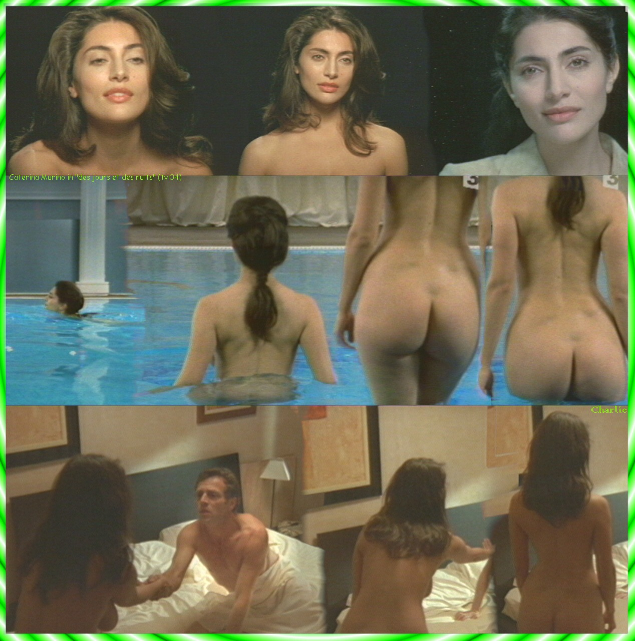 Caterina murino naked