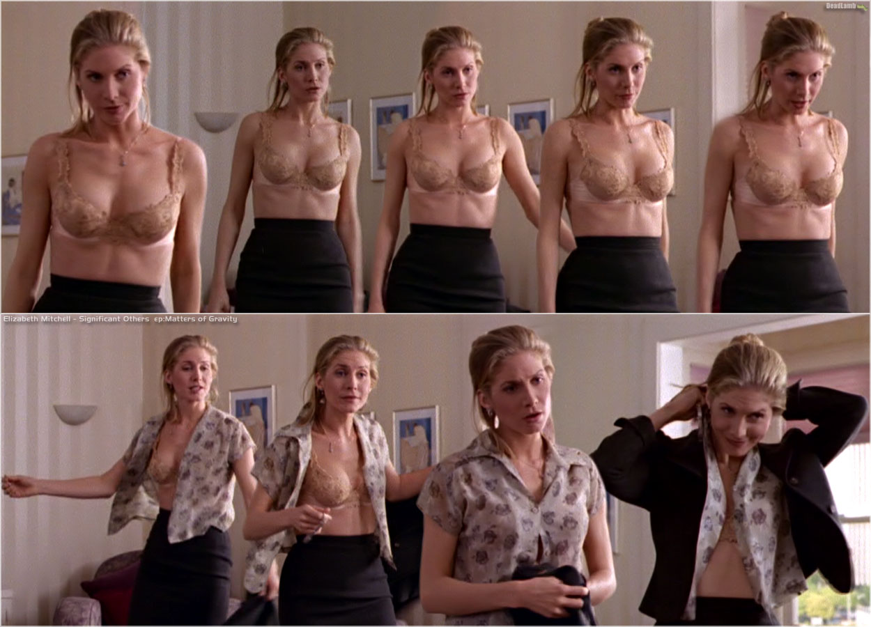 WATCH: Elizabeth Mitchell Nude & Pussy! New Leaked