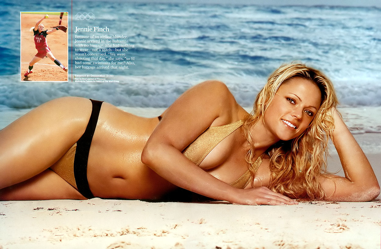 Jennie Finch Hot