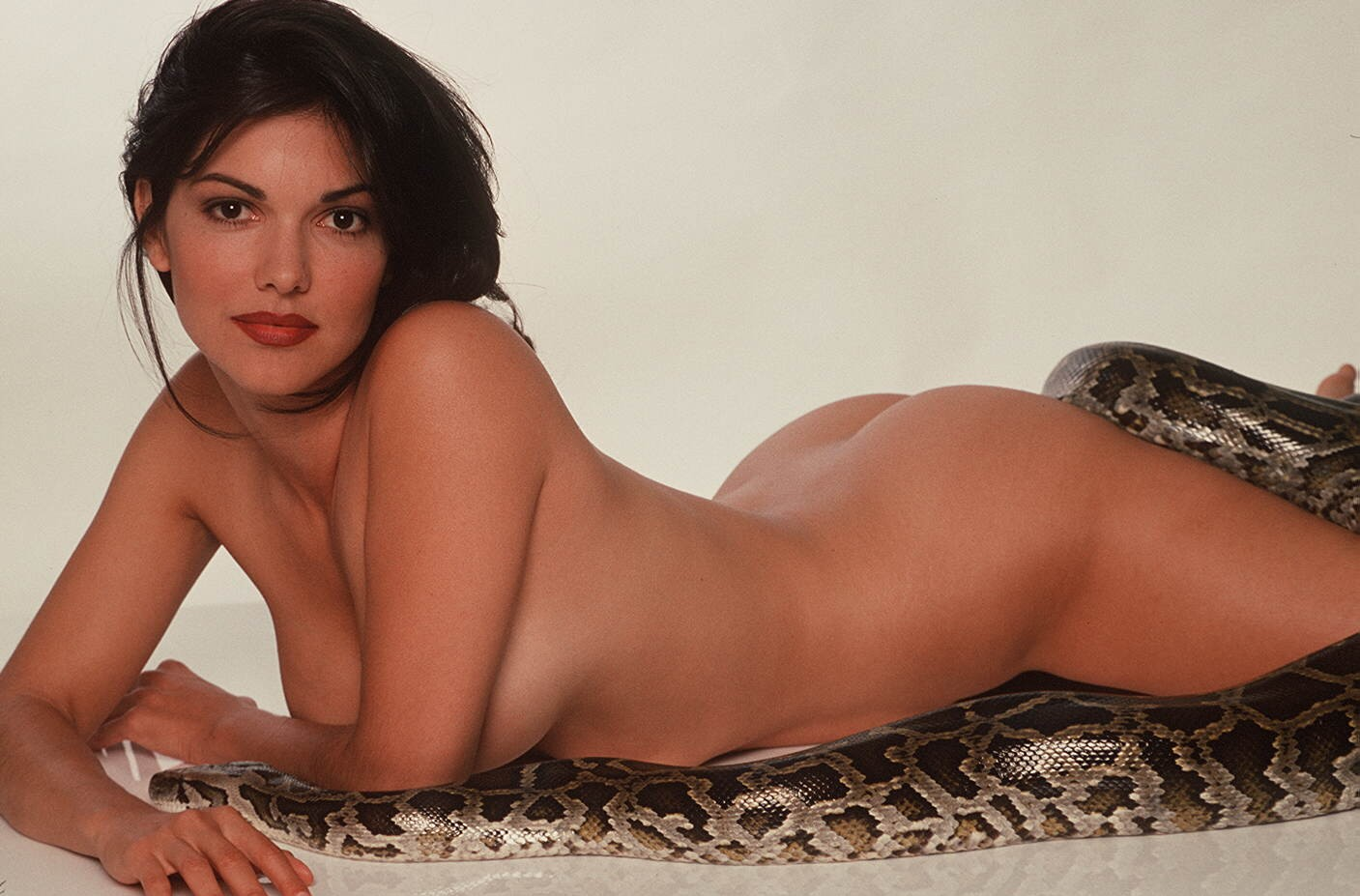 Laura harring nude, naked