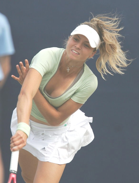 maria kirilenko naked hot