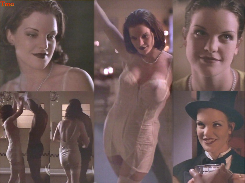 Pauley Perrette Naked