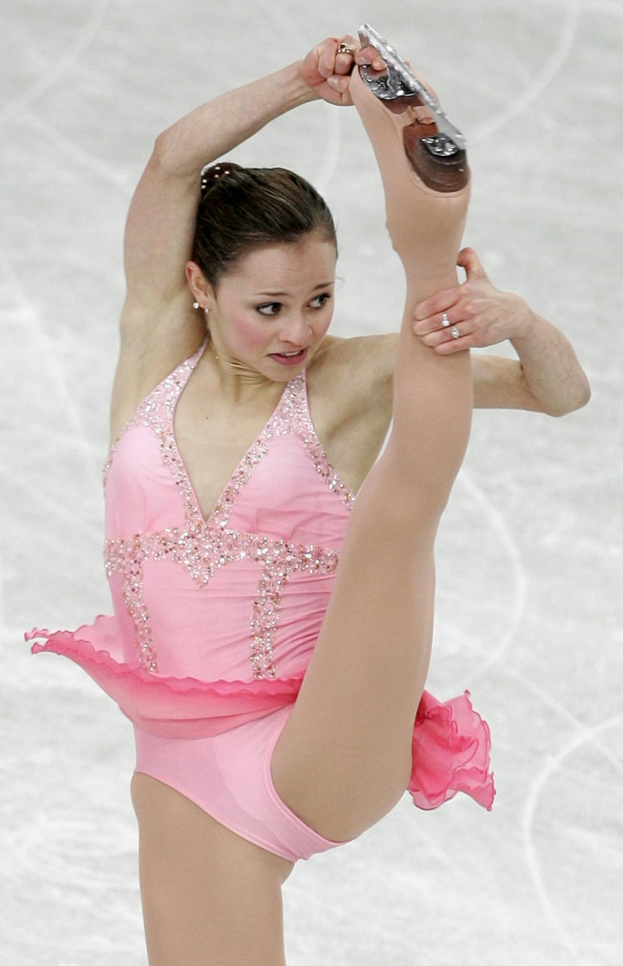 Consider, that sasha cohen nude think