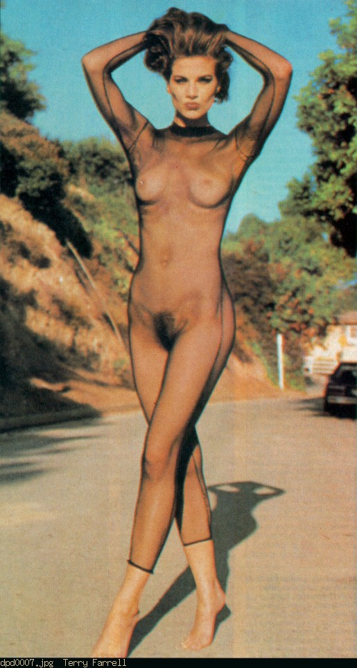 Posted Fri Jun Am Post Subject Terry Farrell Nude