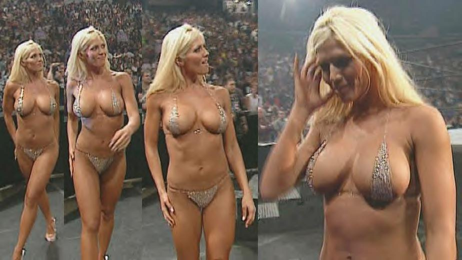 Quickly answered Torrie wilson s pussy that would